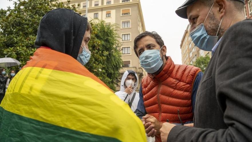 """En Común pide una Xunta que crea en la """"pluralidad"""" LGTBIQ"""