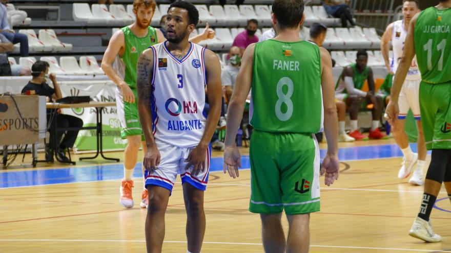 El HLA Alicante mantiene el paso firme en la pretemporada