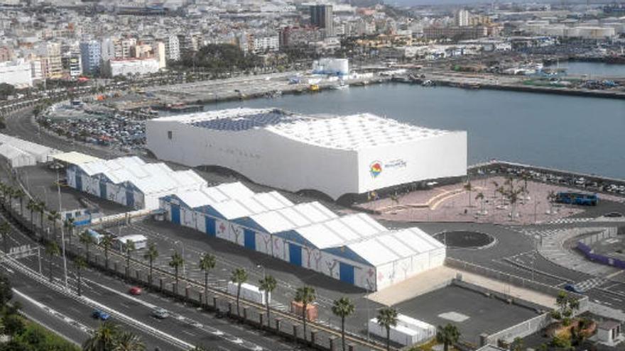 """La Autoridad Portuaria de Las Palmas felicita """"con orgullo compartido"""" al PMA por el Nobel de la Paz 2020"""