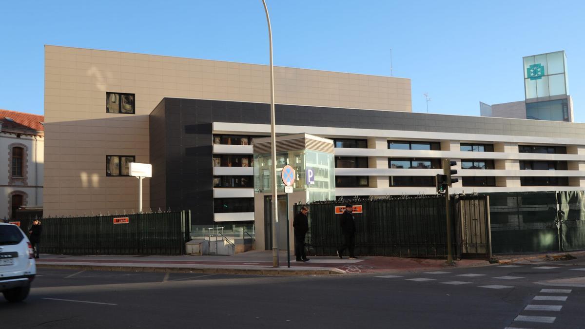 El Consorcio aprobará la licitación para completar el edificio oncológico del Hospital Provincial