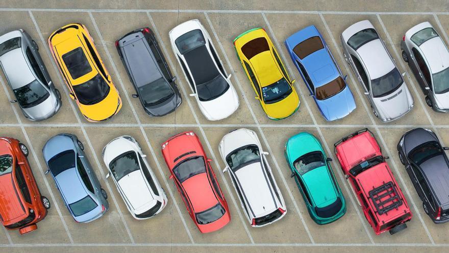 Estos son los colores de coche más buscados por los conductores españoles