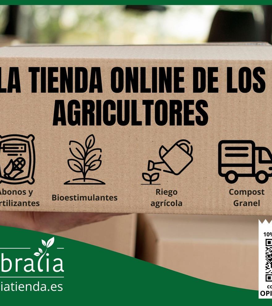 Sembralia, la primera tienda online para el agricultor