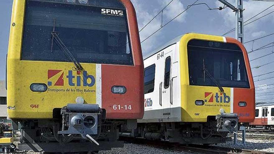 Serveis Ferroviaris negocia la venta de sus trenes usados a Kenia y Asturias
