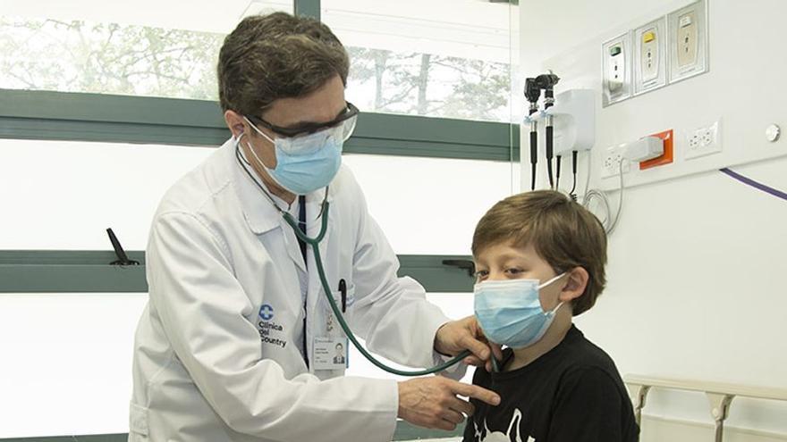 Varias localidades denuncian la ausencia de pediatras