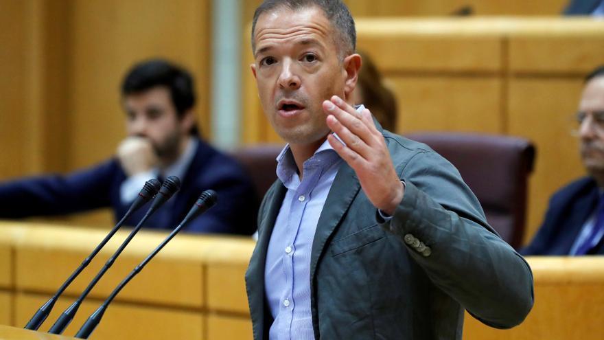 El PSOE propone a Ánder Gil como nuevo presidente del Senado