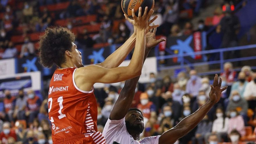 Dani Pérez catapulta el Baxi a la tercera victòria (85-74)