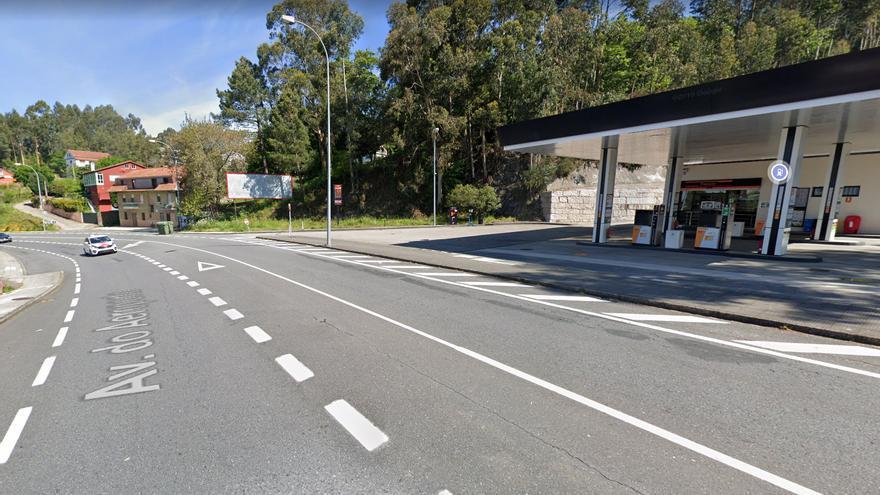 """Un conductor drogado y sin carné intenta una huida """"temeraria"""" por las calles de Vigo"""