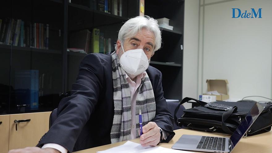 """Andreu Palou: """"Las actuales restricciones se acercan al máximo que depende del Govern"""""""