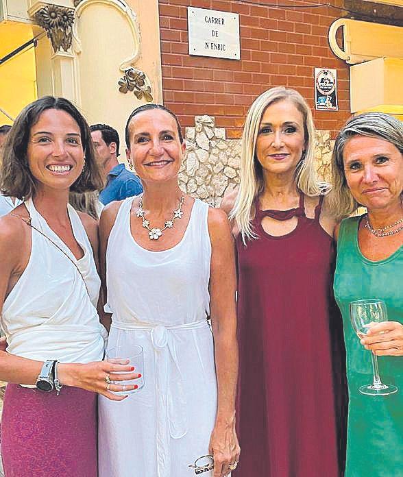 Perdón por la indiscreción | De dioses y mortales - Fiesta del Mallorca Zeitung en Port Adriano