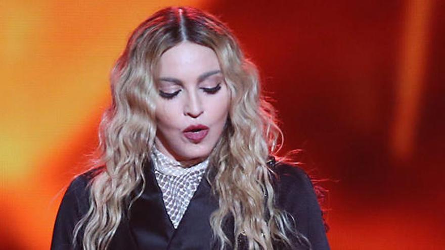 Madonna se salta la censura d'Instagram i publica un mugró