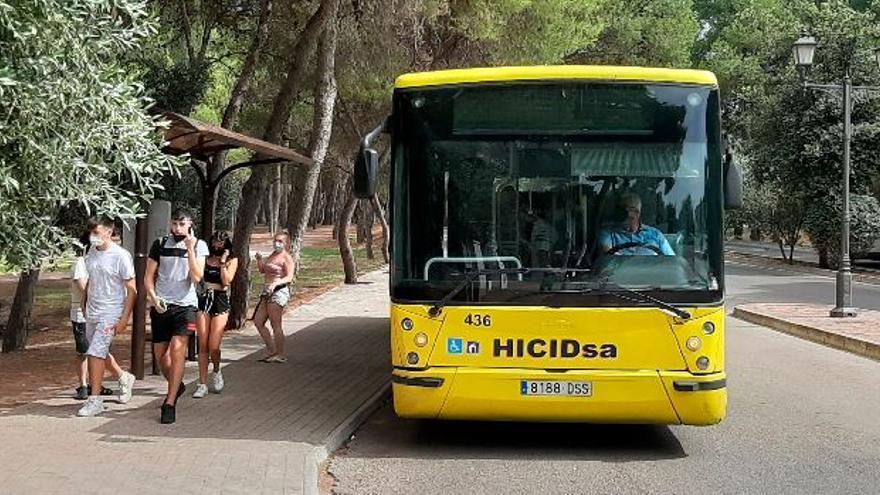 Los técnicos de Vila-real dan el  'OK' al nuevo autobús 'Groguet'