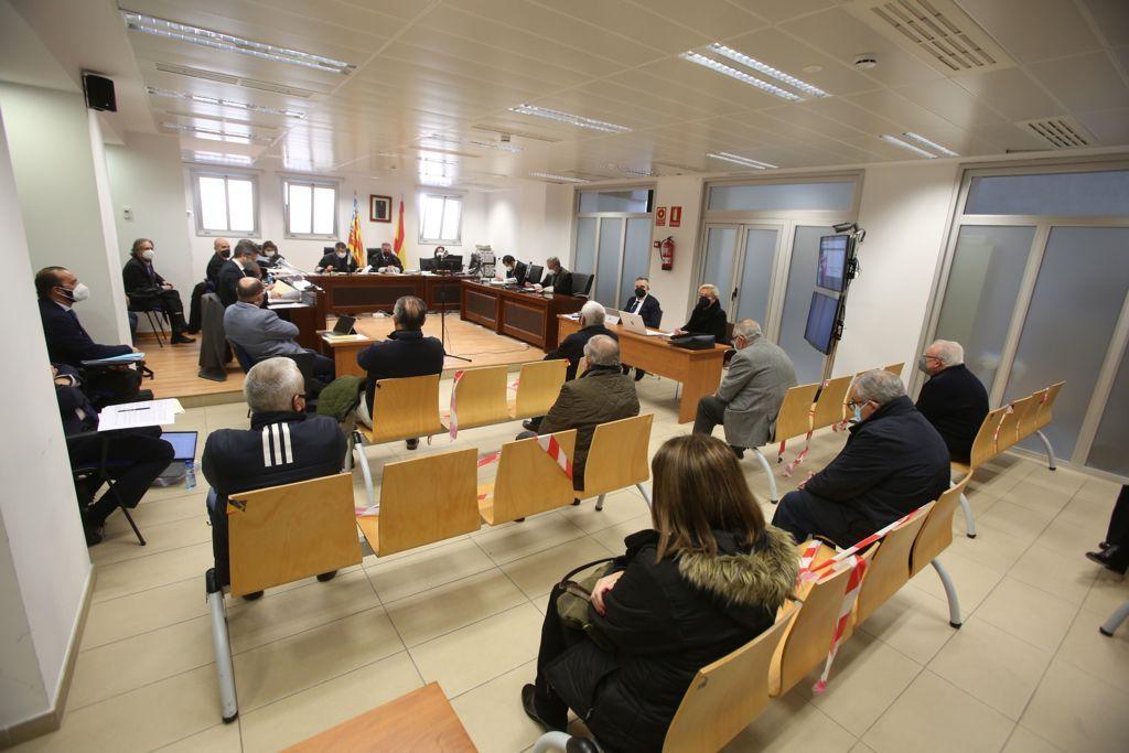 Suspenden el juicio de las basuras de Calp por falta de medidas de seguridad