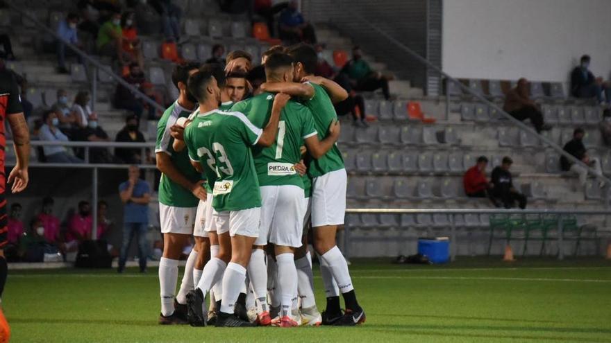El Córdoba CF juega en Puente Genil el amistoso aplazado en julio