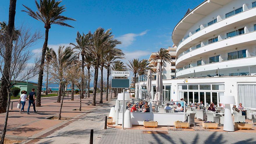 Exceltur calcula 9.249 millones  de pérdidas para Balears este año