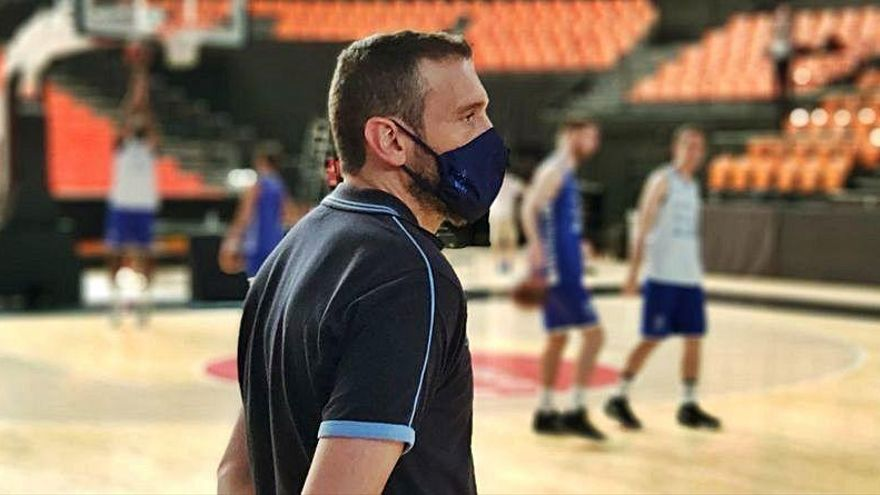 "Ibon Navarro: ""Ningún equipo tiene ventajas en esta Fase Final"""