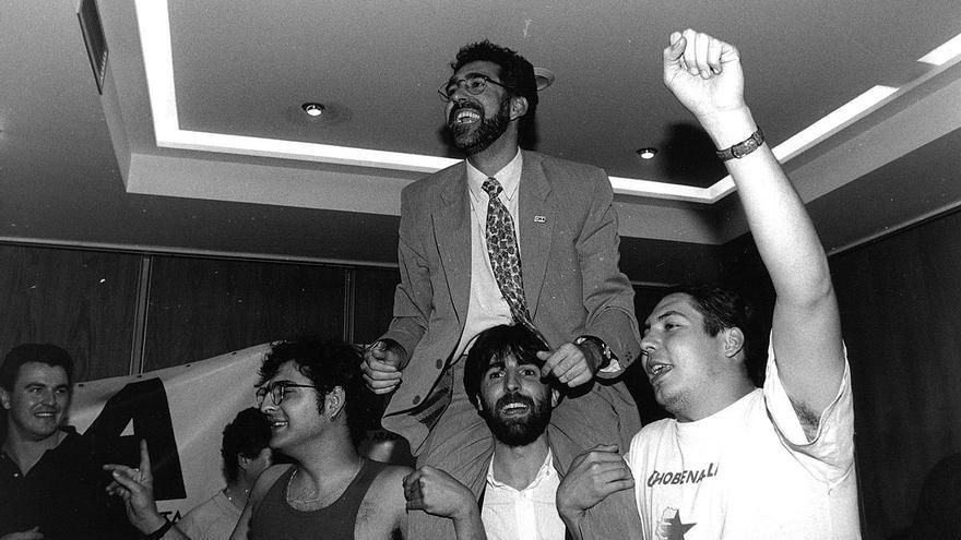 35 años en política, por, para y desde Aragón