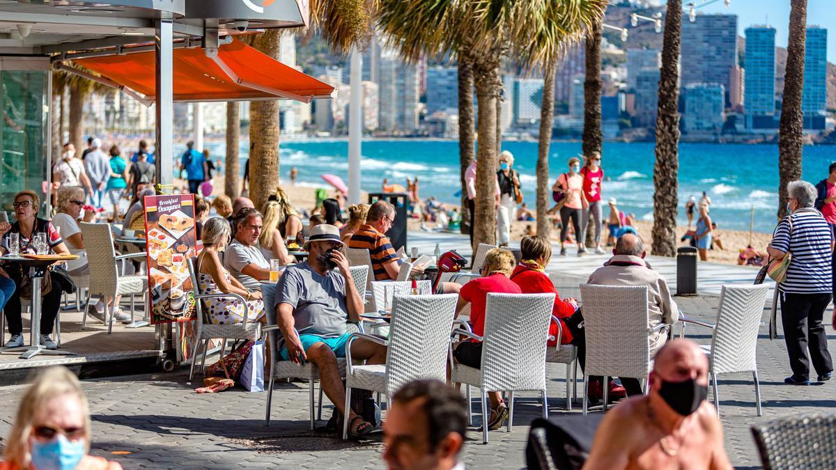 Nuevas restricciones covid en Alicante, Valencia y Castellón: las medidas en bares y restaurantes.
