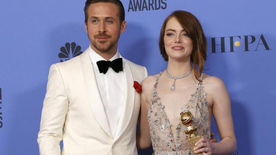 'La La Land 'arrasa als Globus d'Or amb 7 premis