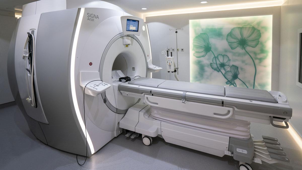Nuevas resonancias magnéticas del Instituto Valenciano de Oncología.