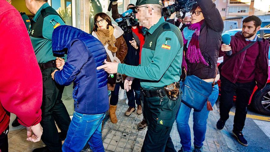 La Audiencia prorroga la prisión para los 4 acusados de la manada de Callosa d'en Sarrià