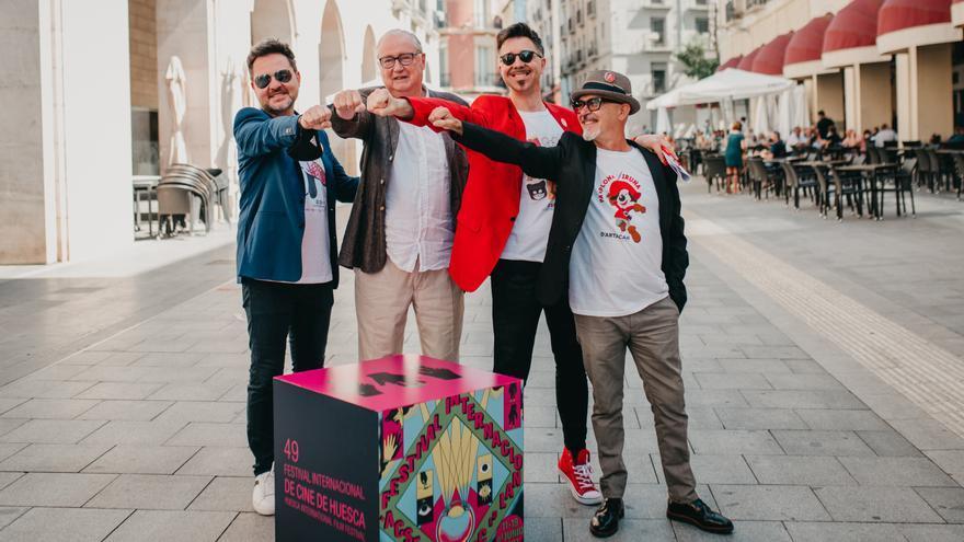 'D'Artacán y los tres mosqueperros' se estrena mundialmente en el Festival de Huesca