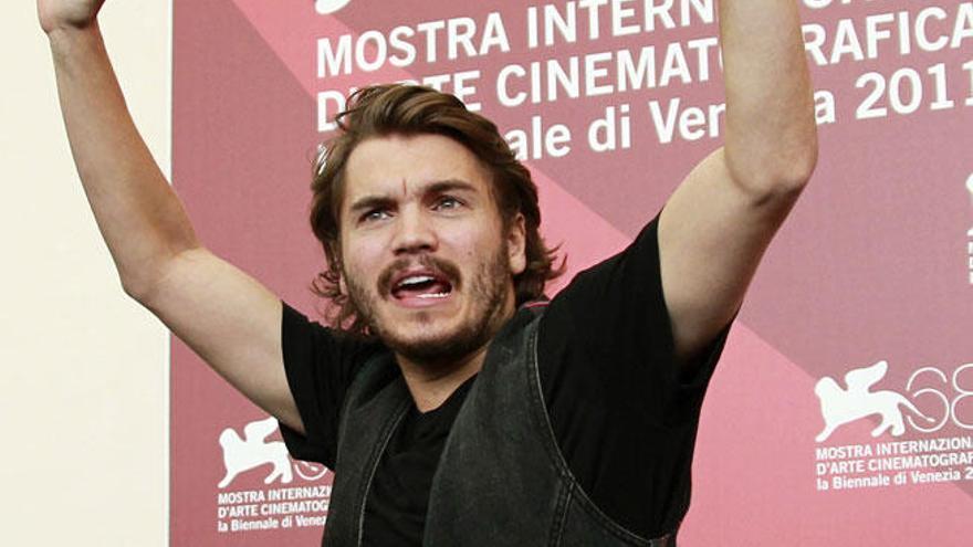 Emile Hirsch será premiado en el Festival de cine italo-español de Palma