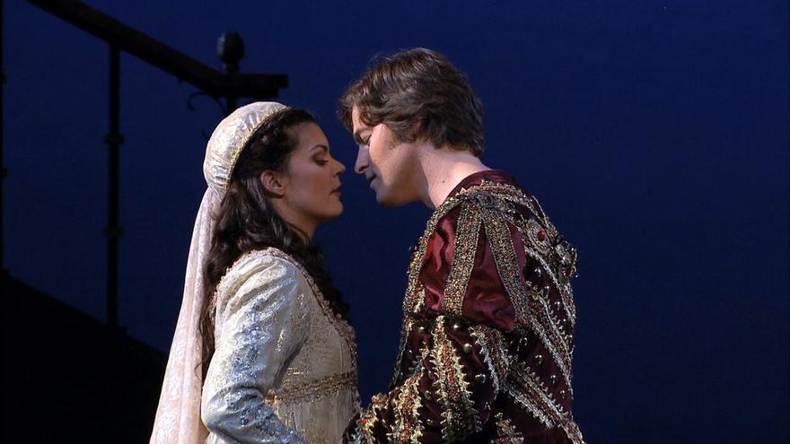 'Romeo y Julieta', ópera para San Valentín en Ocimax