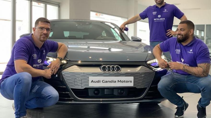 Gandia Motors se une al proyecto paralímpico del Club de Córrer El Garbí