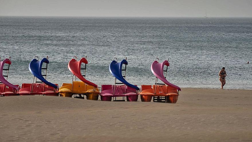 Canarias lidera en la depresión turística