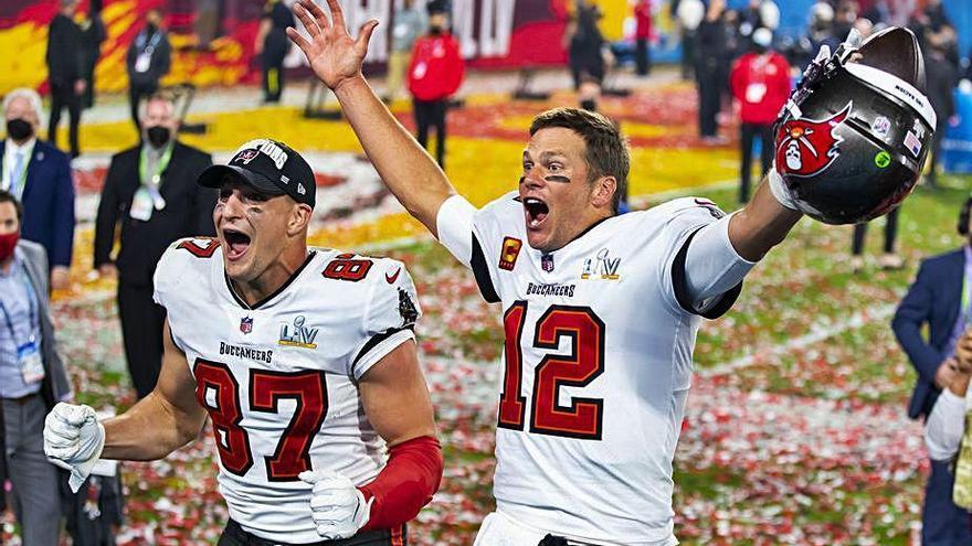 Super Bowl Tom Grady engrandeix la llegenda amb els Buccaneers