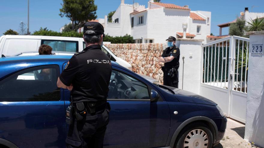 Decretan prisión provisional para el presunto parricida de Ciutadella