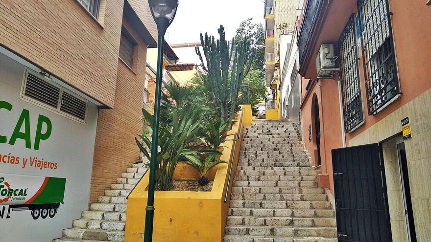 De la empinada calle Andes y otros ejemplos curiosos