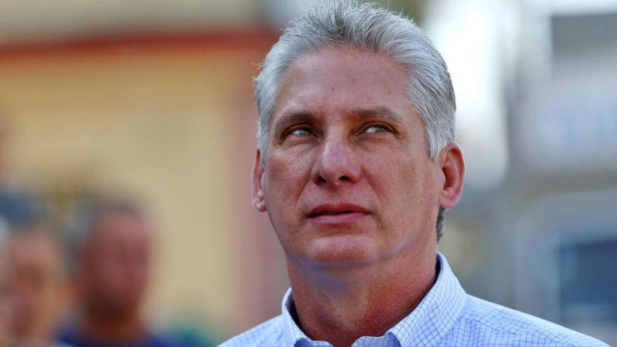 Miguel Díaz-Canel, nou president de Cuba