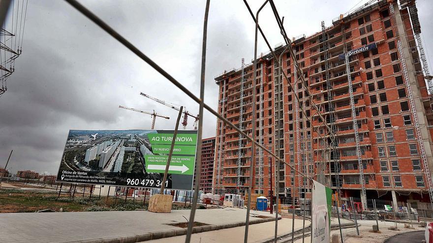 Obras Públicas descarta una parada de metro en el nuevo barrio de Turianova