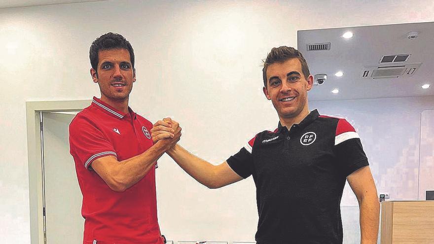 Los árbitros  zamoranos Carlos Pérez y Jesús Rodrigo hablan de la violencia verbal en el fútbol