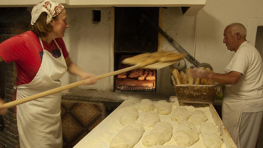 Las panaderas de la Costa da Morte