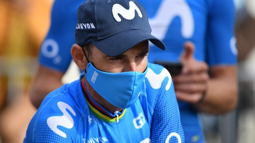 Alejandro Valverde ya conoce el calendario para su reaparición