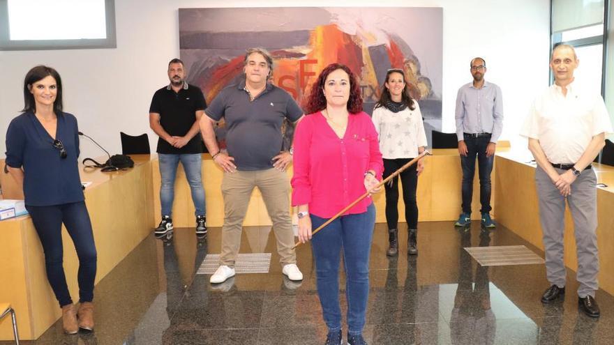 La republicana Àdria Mazcuñán accedeix a l'alcaldia de Sant Fruitós