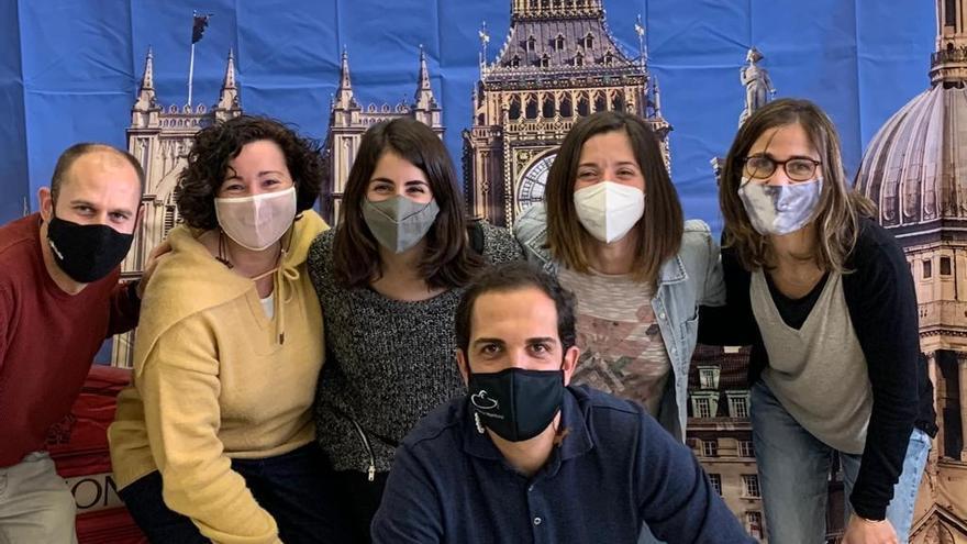 Cinc instituts de l'Alt Empordà units per l'anglès en un congrés virtual