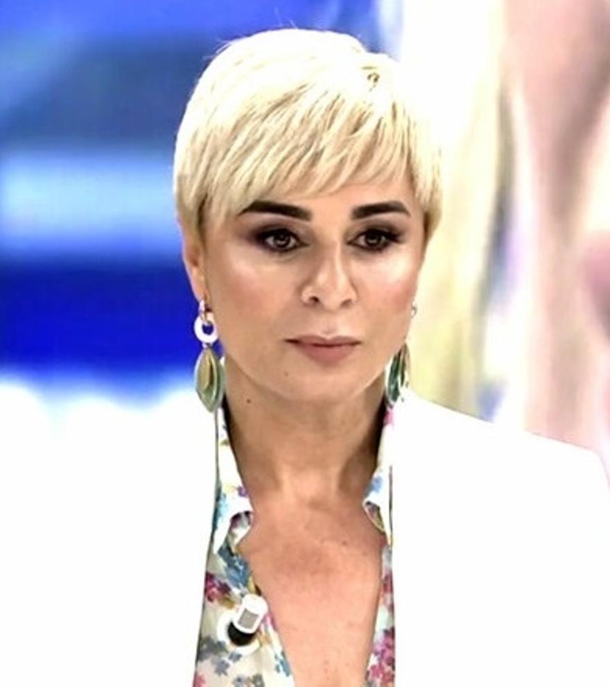 Ana María Aldón desvela por qué Ortega Cano tiene buena relación con Antonio David