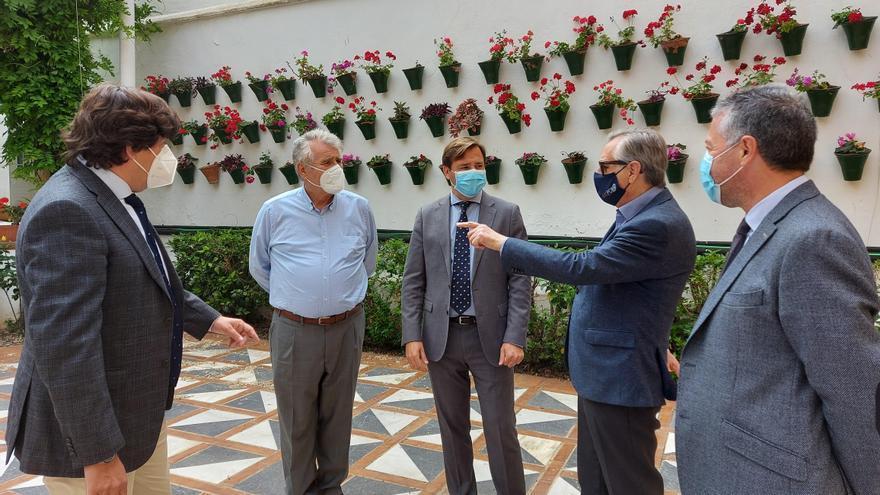 La Junta designa a los presidentes de la plaza de toros de Los Califas para la temporada 2021