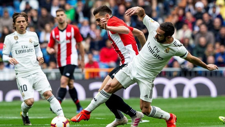 LaLiga Santander: Real Madrid - Athletic