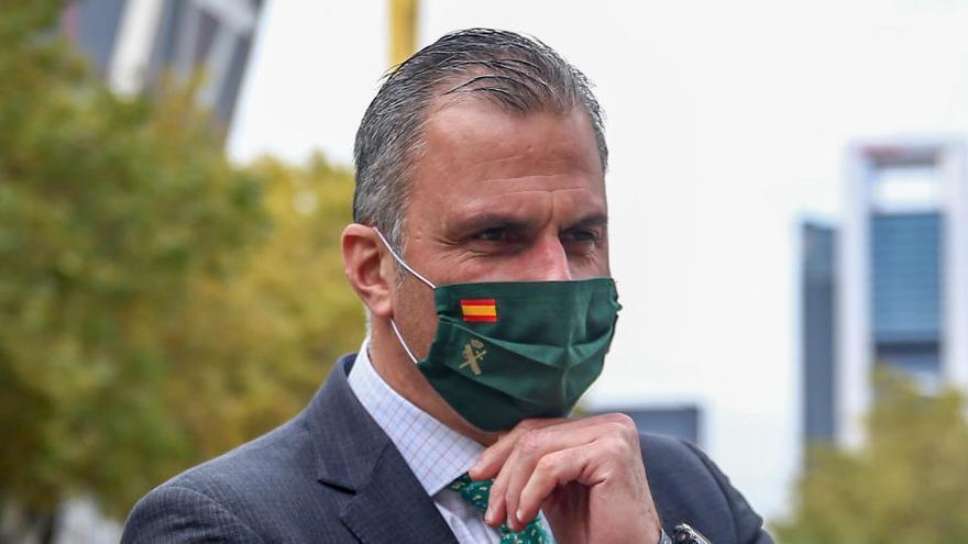 """Ortega Smith teme """"una moción de censura"""" exitosa en Madrid por """"deslealtad de Cs"""""""