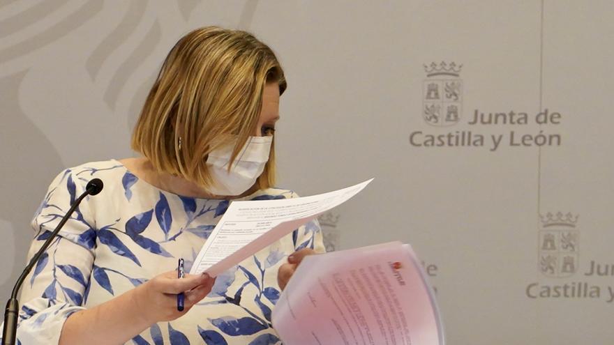 """El PSOE reclama """"ya"""" los datos de los sucedido en las residencias de Castilla y León"""