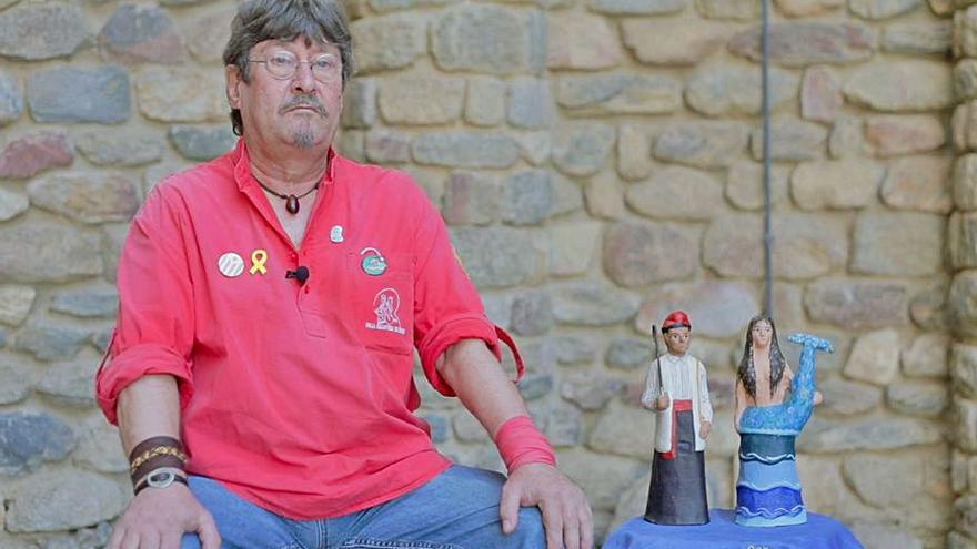 «La Dracma de Plata ens encoratja encara més a tirar endavant, a treballar pel poble»