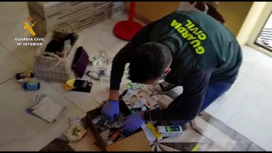 Detenido un ruso por fabricar falsos medicamentos contra el cáncer con fertilizantes