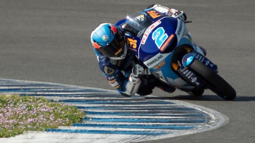 Gabriel Rodrigo logra su primera 'pole' de la temporada