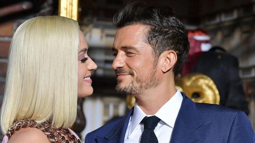 Katy Perry i Orlando Bloom anuncien el naixement de la seva primera filla