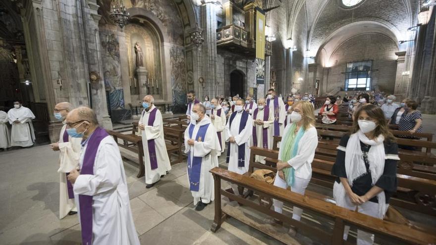 El bisbat de Solsona celebra el funeral per Casaldàliga, a qui qualifica de «profeta»