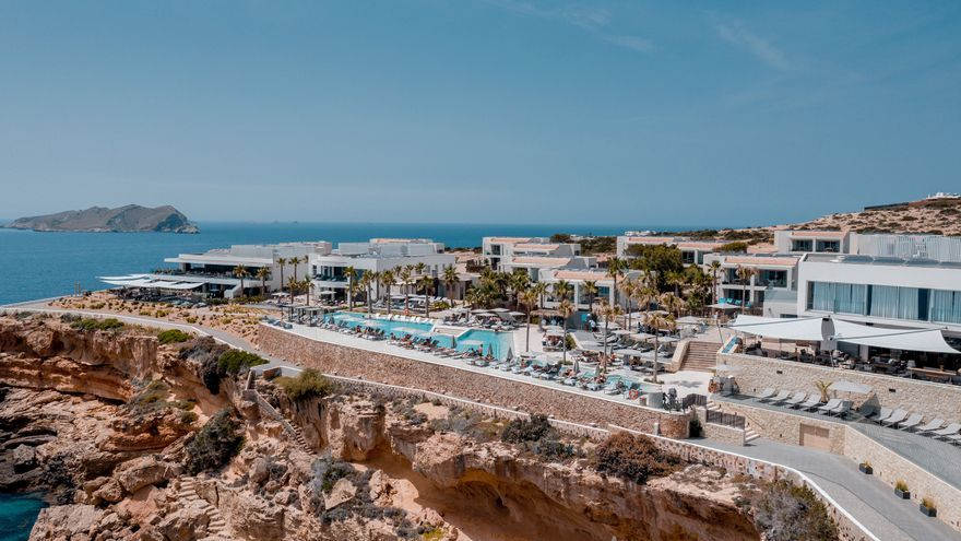 El hotel 7Pines Resort Ibiza reabre partir del próximo 4 de junio